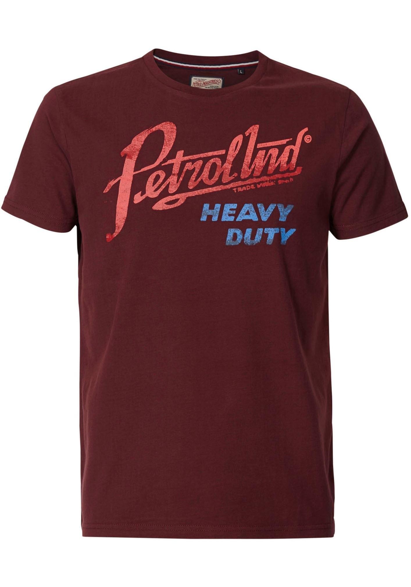 Petrol Industries T-shirt - gratis ruilen op otto.nl