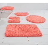 badmat »micro exclusiv«, guido maria kretschmer homeliving, hoogte 55 mm, slijtvast rood