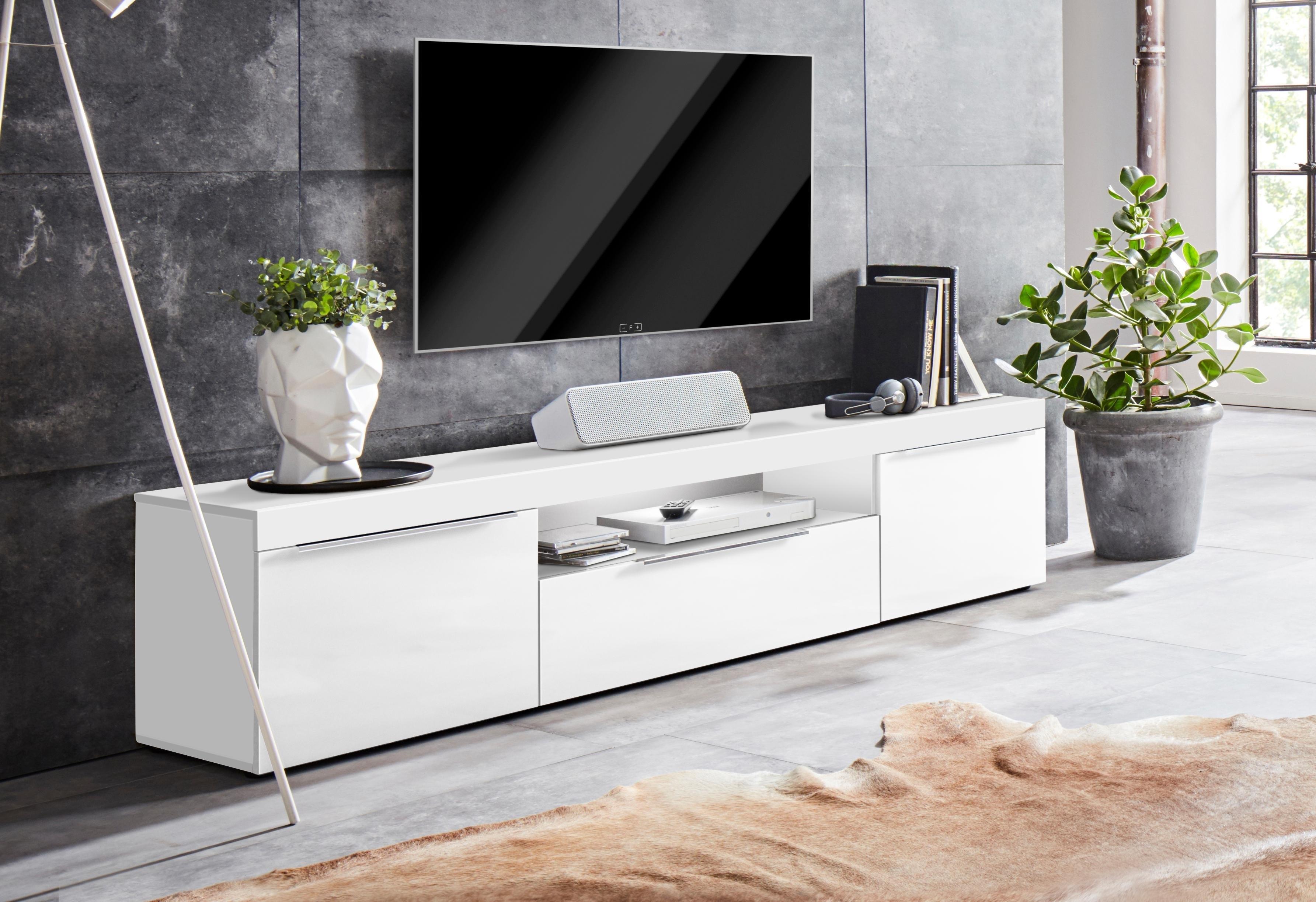 borchardt Möbel tv-meubel Durban Breedte 166 cm goedkoop op otto.nl kopen