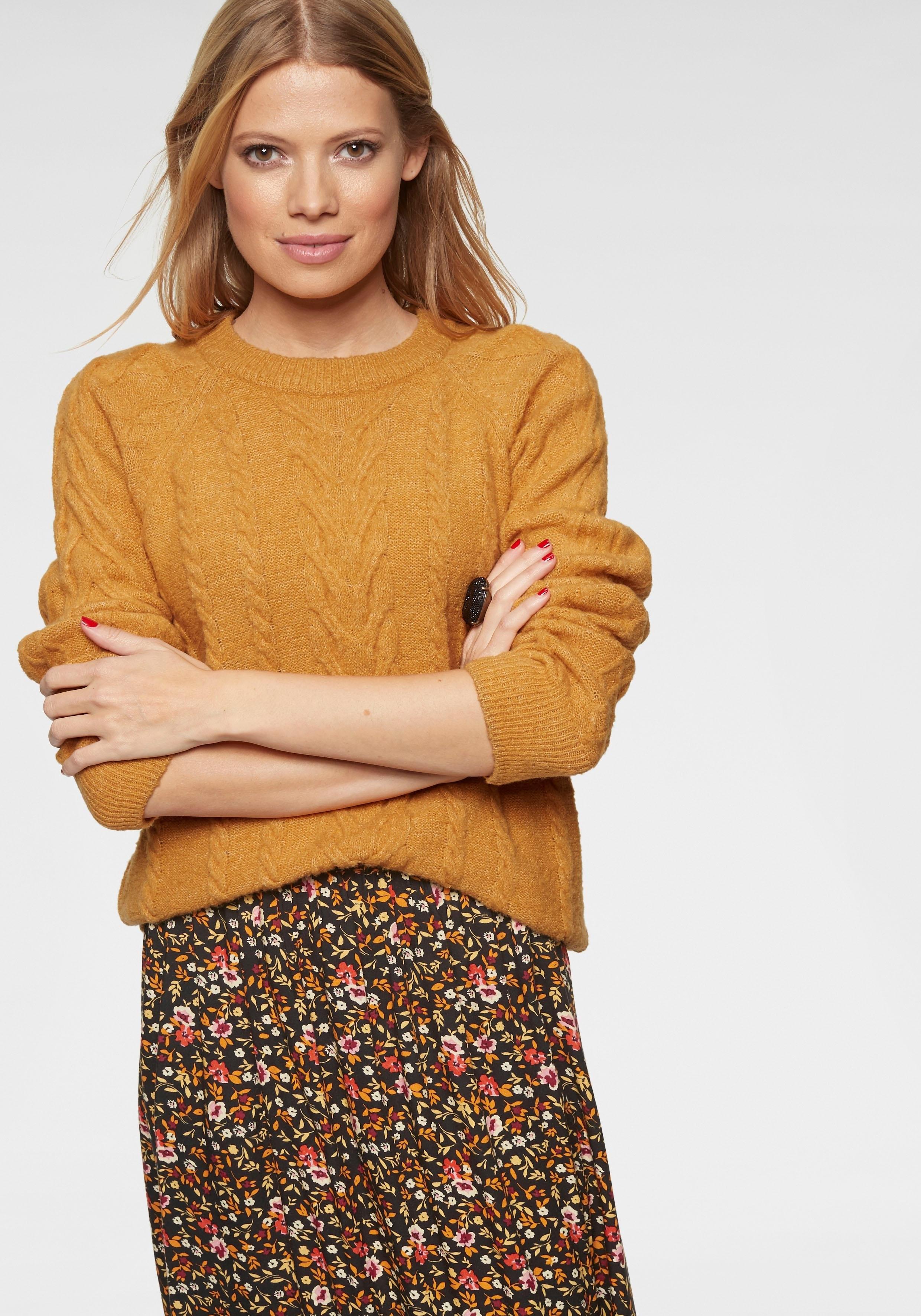 Aniston CASUAL trui met ronde hals goedkoop op otto.nl kopen