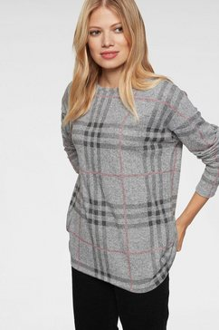 aniston casual sweatshirt grijs