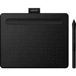 wacom »intuos s bluetooth« grafische tablet zwart