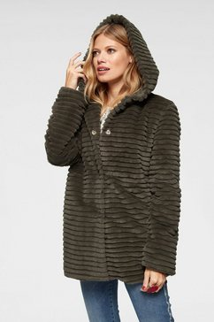 aniston casual coat groen