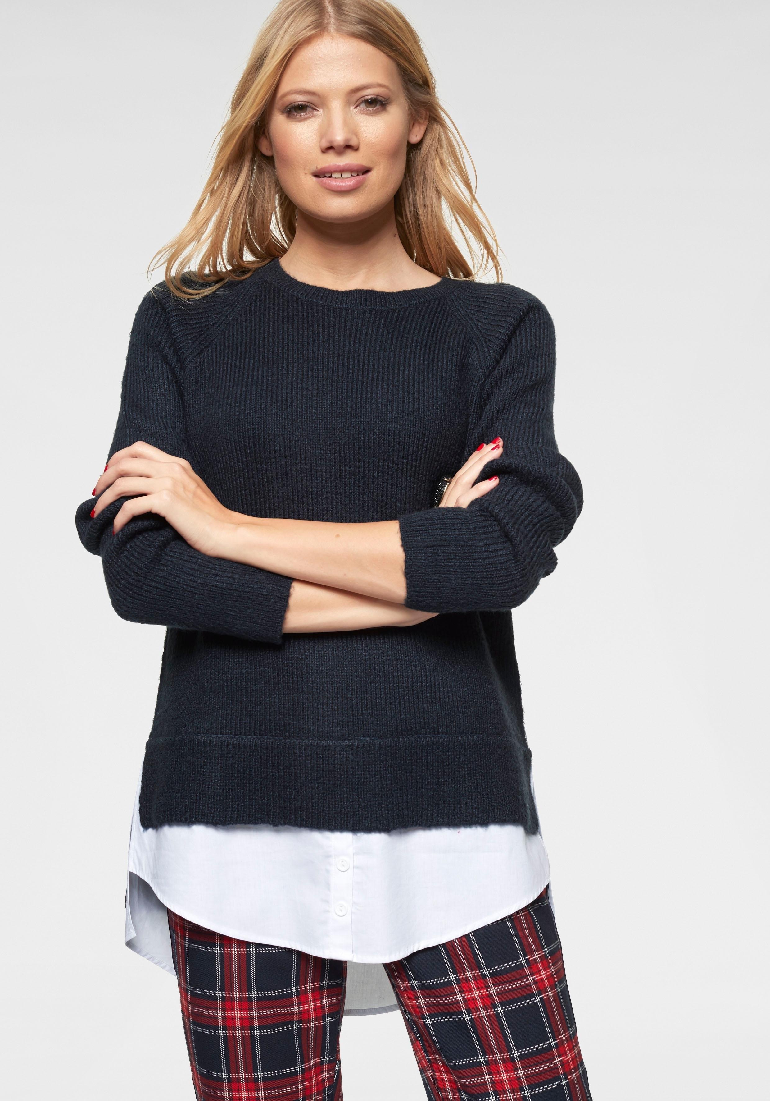 Aniston Casual 2-in-1-trui voordelig en veilig online kopen