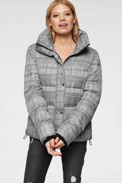 aniston casual gewatteerde jas zwart