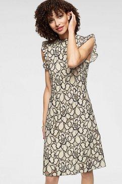 aniston selected kanten jurk zwart