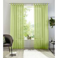 gordijn, »xana«, my home, lussen per stuk groen