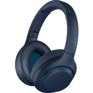 sony hoofdtelefoon wh-xb900n bluetooth noise cancelling blauw