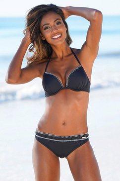 sunseeker bikinibroekje »dainty« zwart