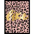 gc artprint met frame roze