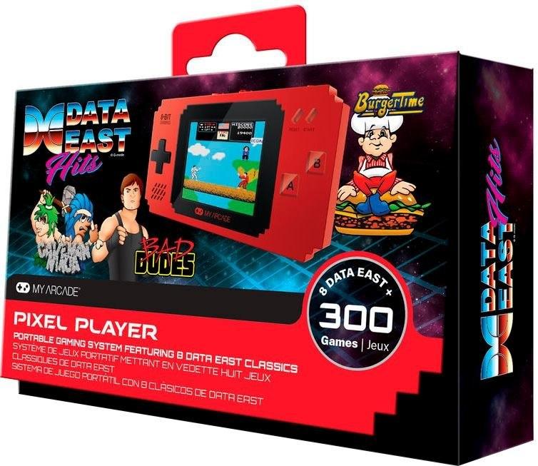 console Classic Pixel player - handheld-console met 300 spelen voordelig en veilig online kopen