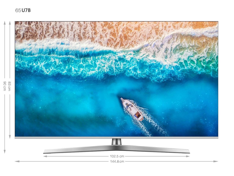 Op zoek naar een Hisense H65U7B led-tv (163 cm / 65 inch), 4K Ultra HD, smart-tv? Koop online bij OTTO