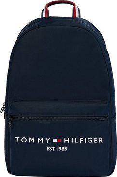 tommy hilfiger rugzak »established« blauw