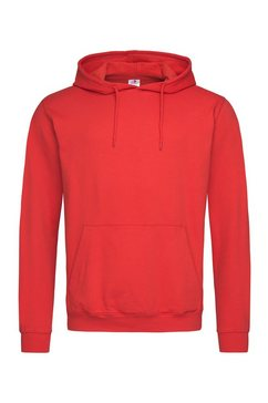 stedman sweatshirts rood