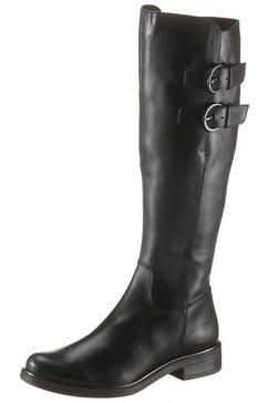 caprice laarzen zwart