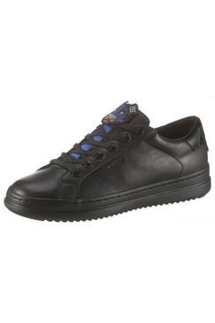 geox sneakers »donna pontoise« schwarz
