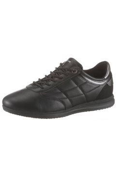 geox sneakers »donna avery« zwart
