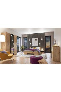 slaapkamerserie »vera« (3-delig) zwart