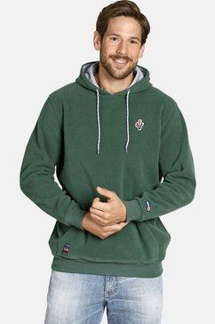jan vanderstorm sweater »odgard« groen