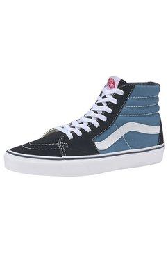 vans sneakers »sk8-hi« blauw