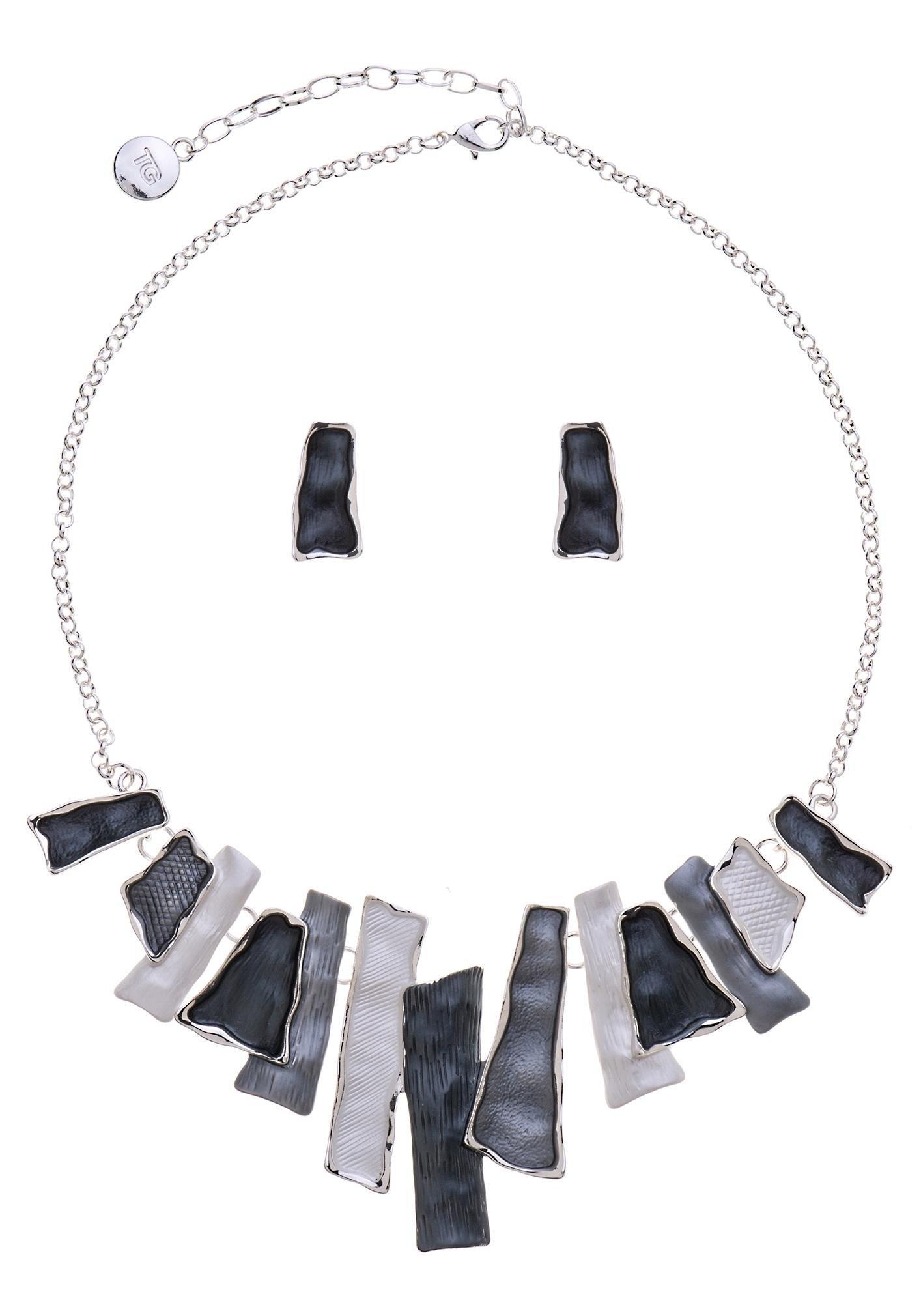 Toni Gard set van oorbellen en ketting »K003-0026« (set, 3-delig) in de webshop van OTTO kopen