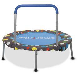 smartrike kindertrampoline trampolin 2 in 1 met handgreep