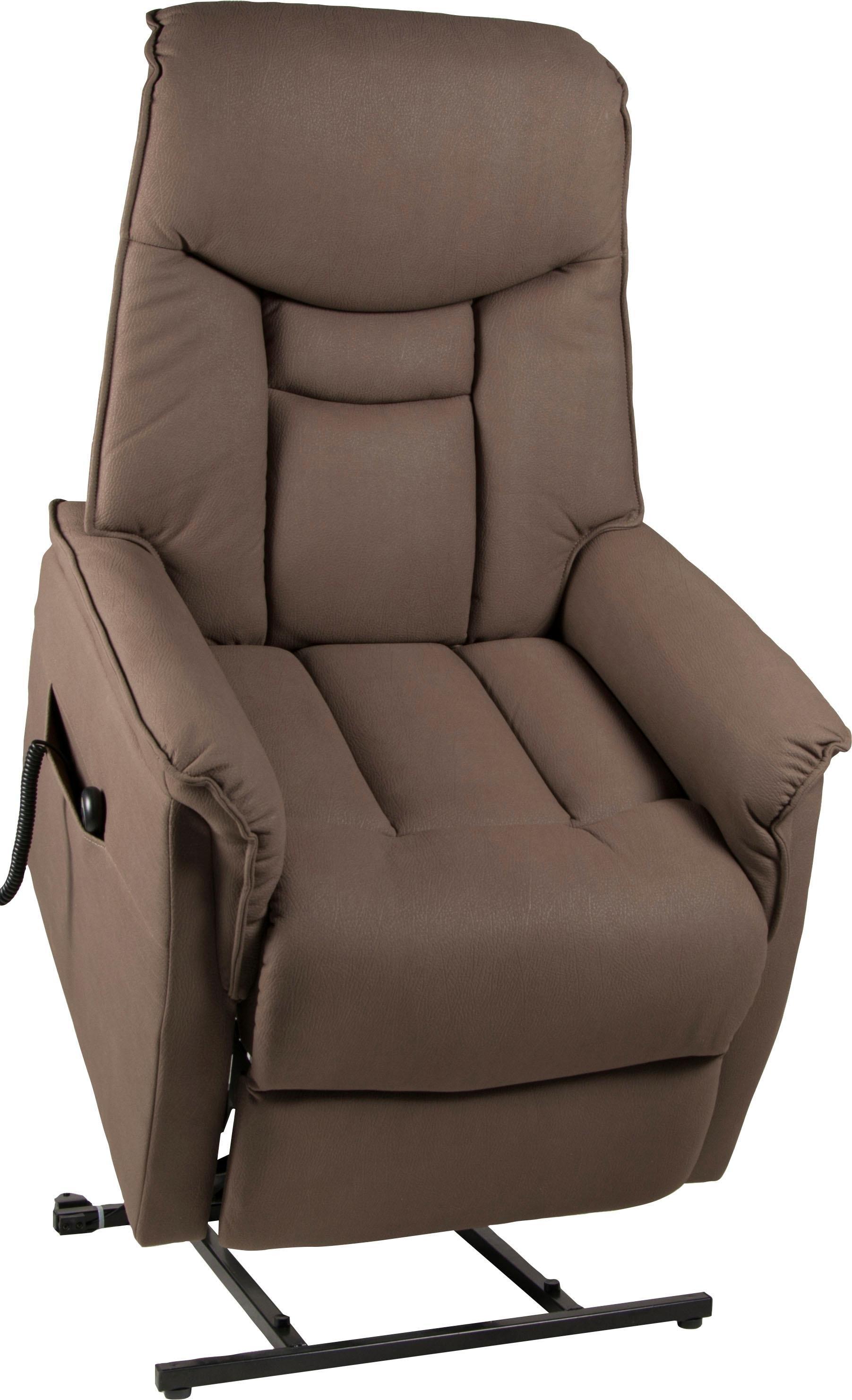 Duo Collection relaxfauteuil Londen XXL Tv-fauteuil met opstahulp tot 150 kg belastbaar goedkoop op otto.nl kopen