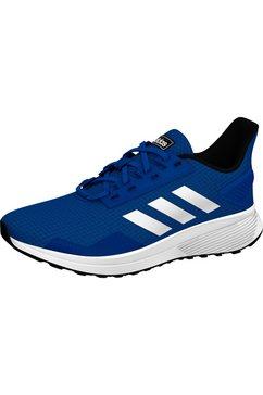 adidas performance runningschoenen »duramo 9 k« blauw