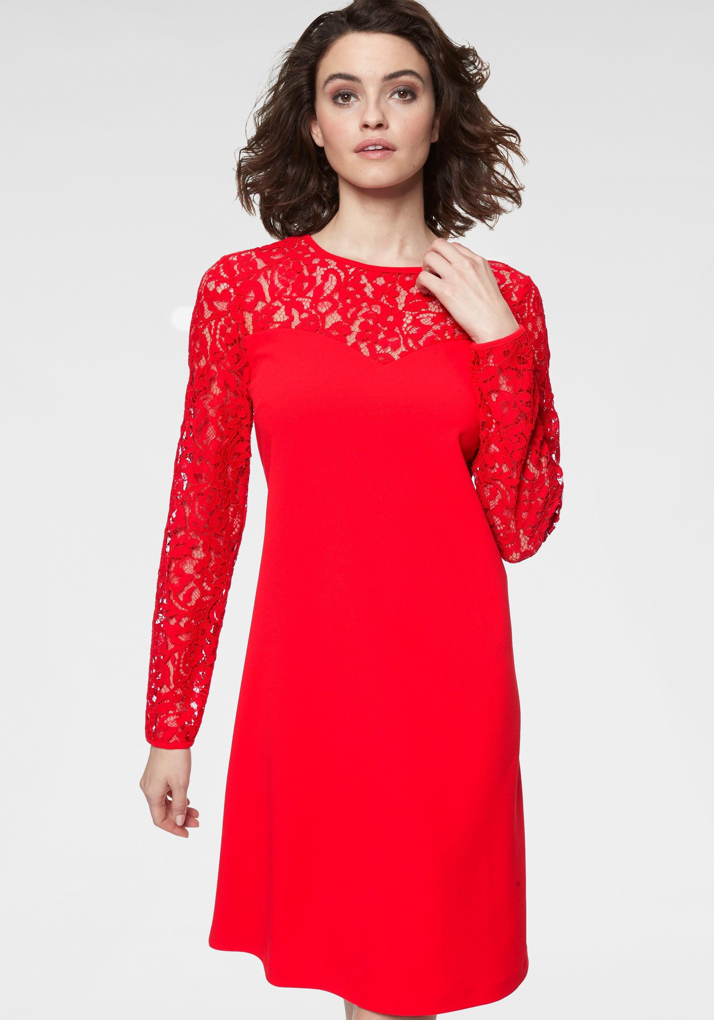 Guido Maria Kretschmer kanten jurk nu online bestellen
