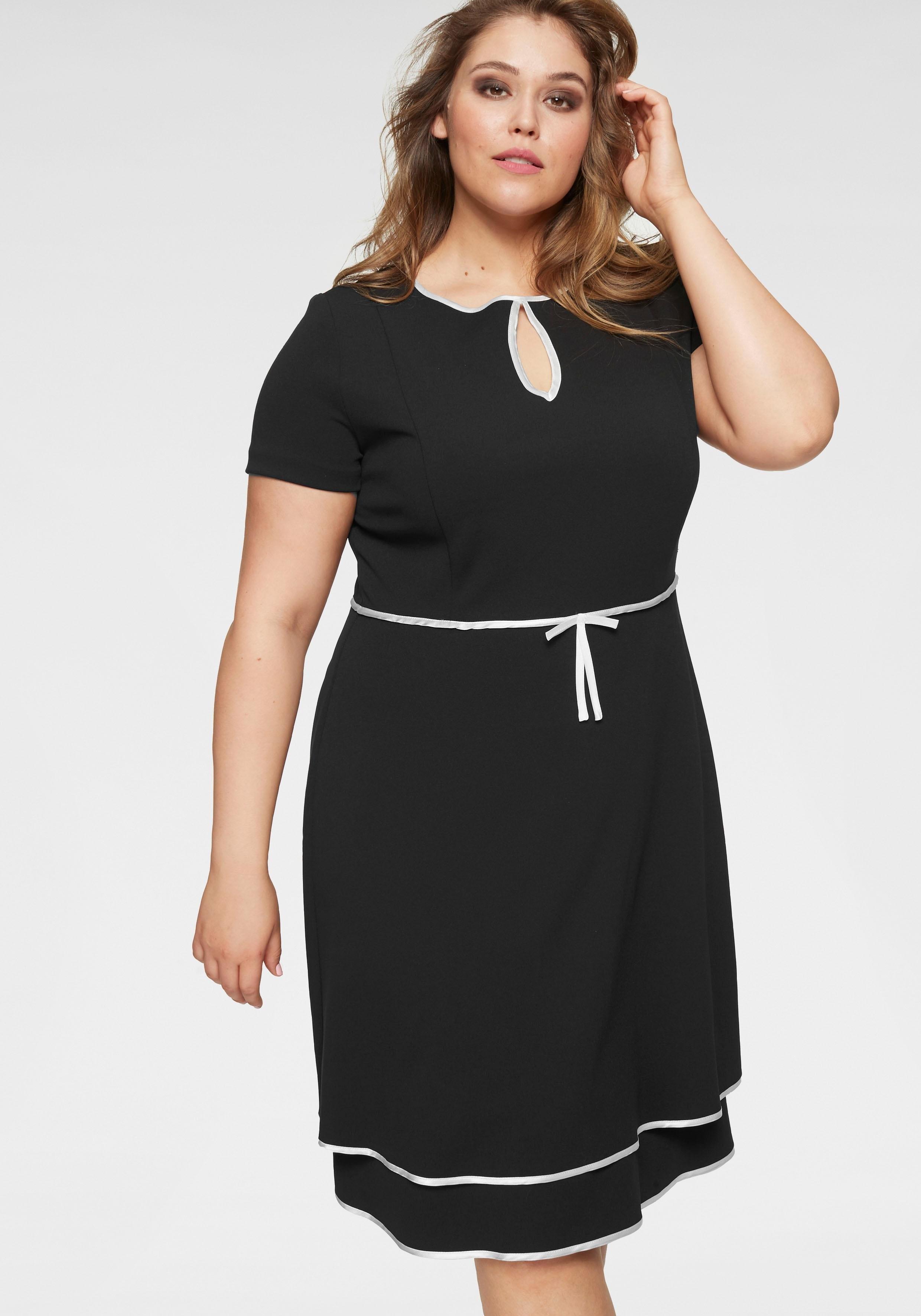 Gmk Curvy Collection jurk in A-lijn in de webshop van OTTO kopen