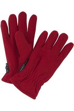 j jayz fleece-handschoenen rood