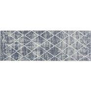 loper, »miabella 1669«, astra, rechthoekig, hoogte 7 mm, machinaal getuft grijs