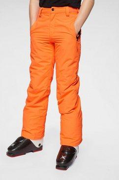 brunotti skibroek »gobi s jr« oranje