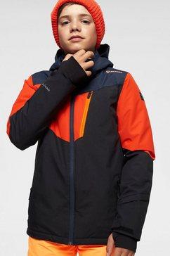brunotti ski-jack »dakoto jr« blauw