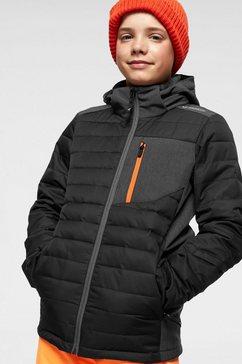 brunotti ski-jack »trysail jr« zwart
