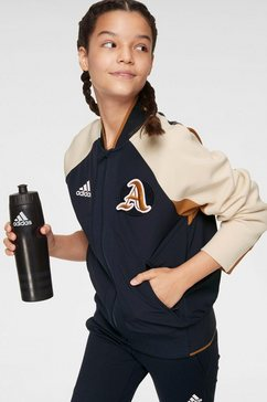 adidas performance collegejack »young girl vrct jacket« blauw