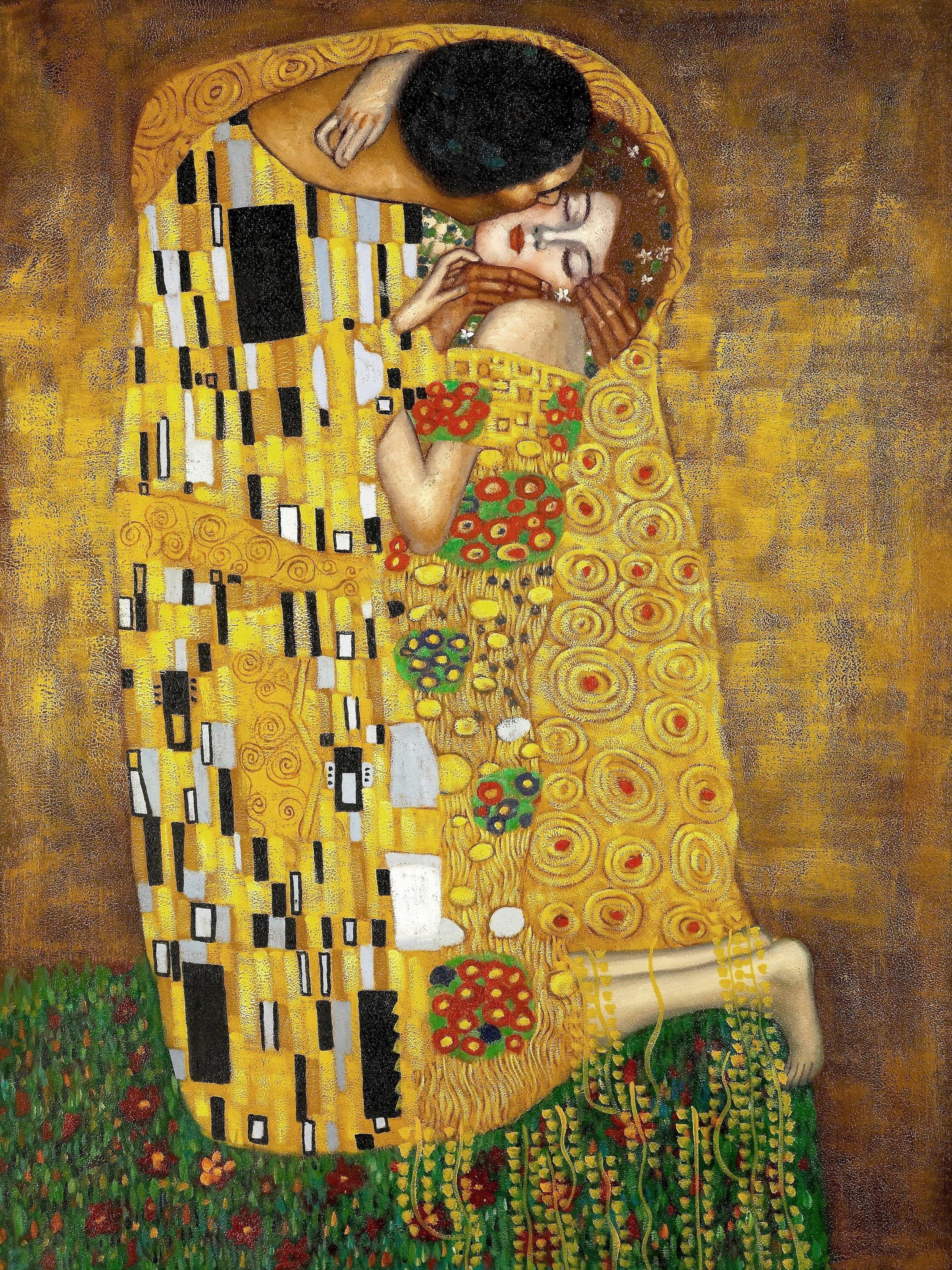 Op zoek naar een my home artprint KLIMT / de kus? Koop online bij OTTO