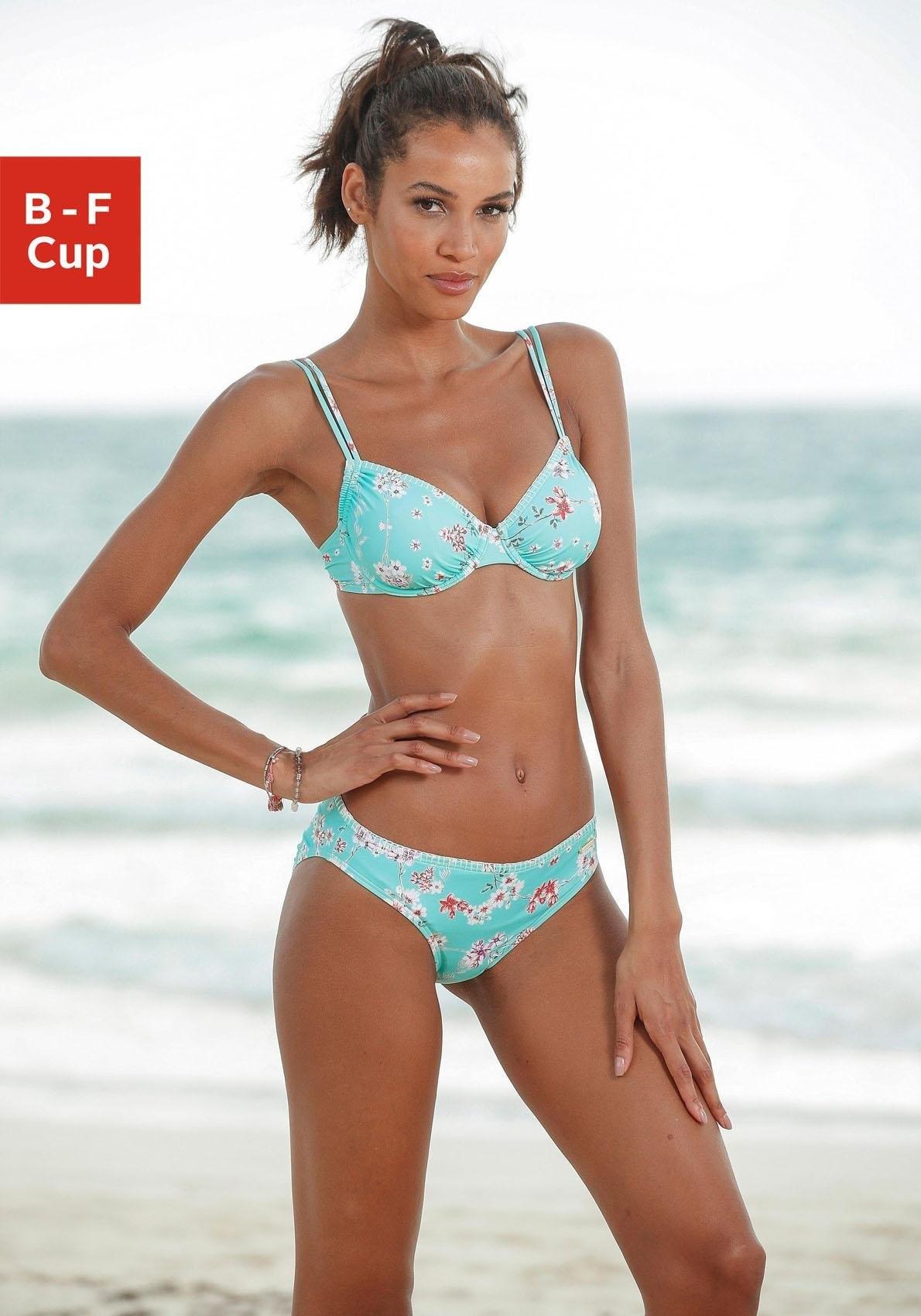 Op zoek naar een Sunseeker Bikinitop met beugels Ditsy met gehaakt randje? Koop online bij OTTO