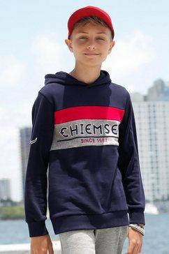 chiemsee hoodie blauw