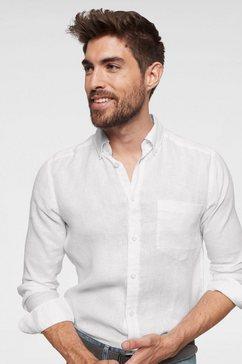 rhode island linnen overhemd wit