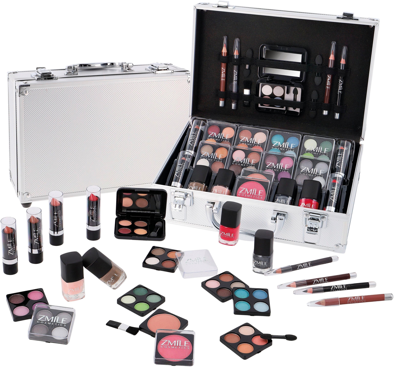 Zmile Cosmetics Make-upkoffer 51-delig nu online kopen bij OTTO