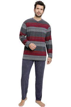 norman pyjama grijs