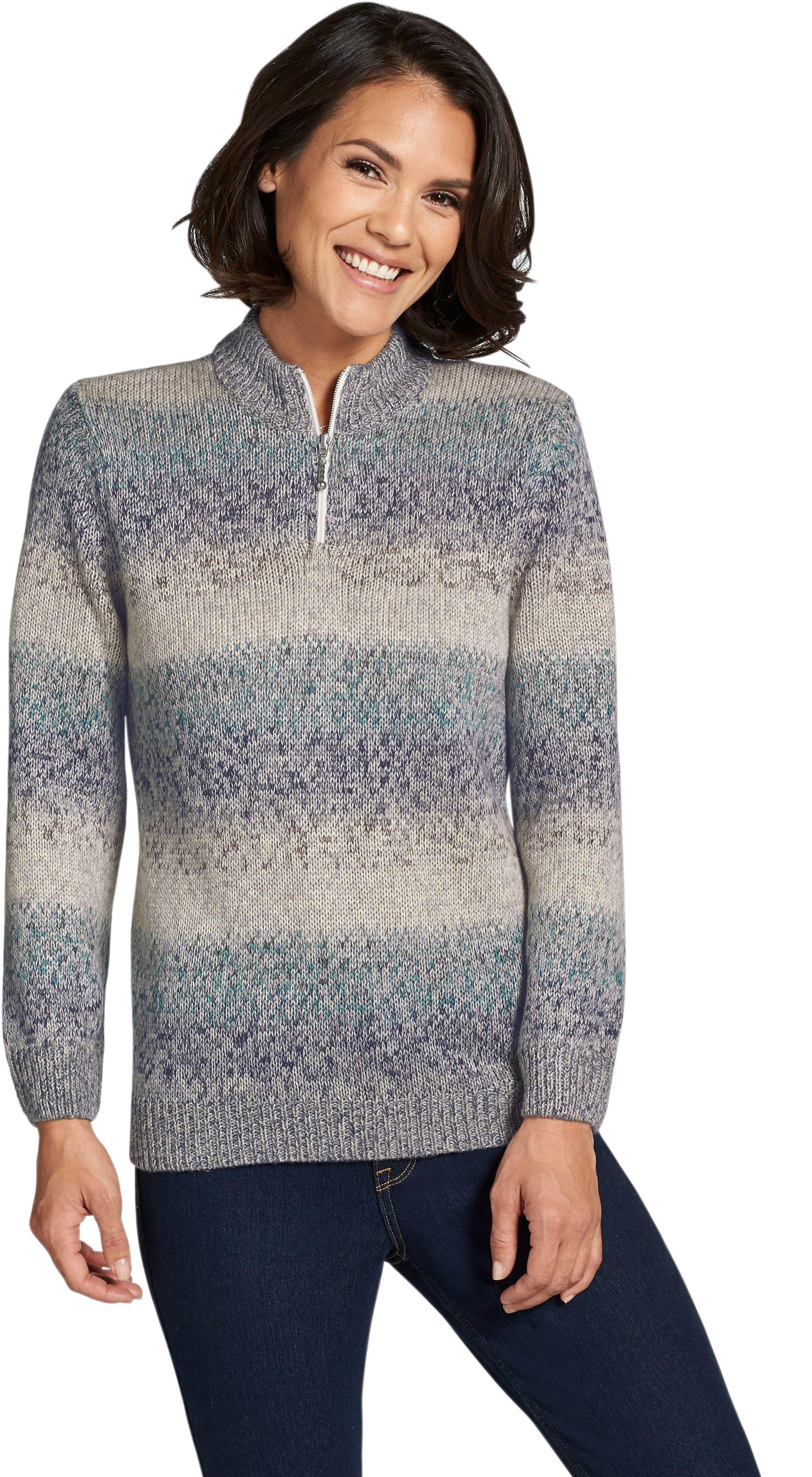 Op zoek naar een Classic Basics trui met staande kraag? Koop online bij OTTO
