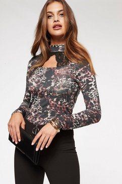 melrose shirt met lange mouwen zwart