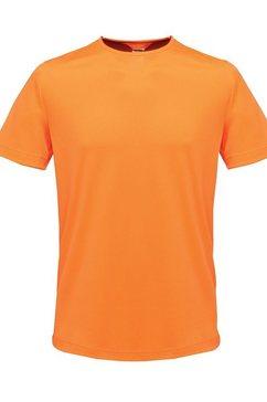 regatta t-shirt »activewear herren torino« oranje