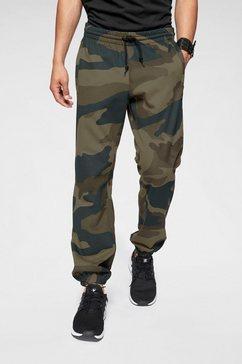 adidas originals joggingbroek »camo pant« groen