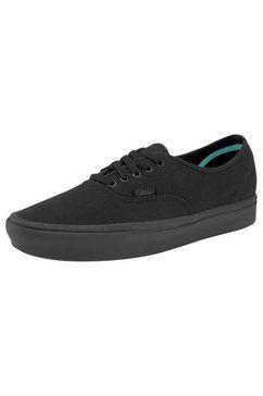 vans sneakers »comfycush authentic« zwart
