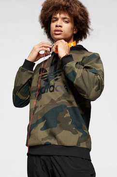 adidas originals hoodie »camo over the head« groen