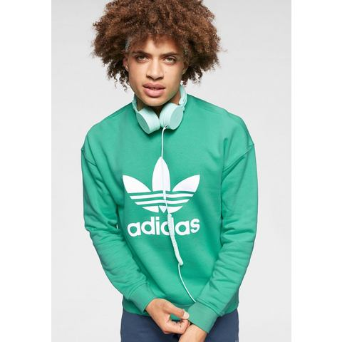 adidas originals sweater mintgroen