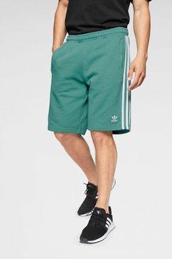 adidas originals sweatshort »3-stripe shorts« groen